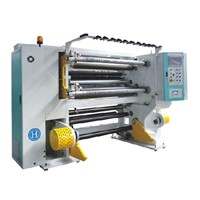 HG-1300SE High speed paper & plastic film slitter