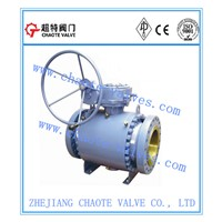 3-PC Forged Steel Trunnion Mounted Ball Valve (Q347F)