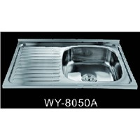 Layon Stainless Steel Sink 8050