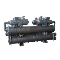 China Screw Type Water Cooled Chiller