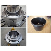 Custom plastic flower pot mould