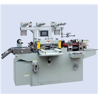 Rubber Dot, Induction Seal Liner Automatic Die-Cutting Machine Exhaust Waste Automatically