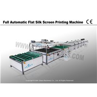Glass Silk Screen Printing Production Line