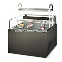 Open type sandwich display cooler/Display Showcase