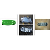 Plastic Motorcycle Seat Frame Mould
