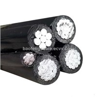 5 Core XLPE Insulated Aerial Bundled Cable ABC