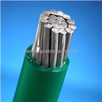 50mm2 PVC PE XLPE Insulated Aluminum Service Drop Cable