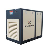 Industrial electric screw air compressor