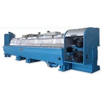 Wire Drawing Machine with Continuous Annealing