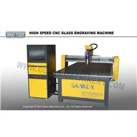 Automatic CNC Glass Engraving Machine Glass Engraver