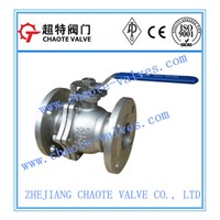 Cast Steel Floating Ball Valve (Q41F)