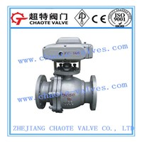 Electric Operated Floating Ball Valve (Q941F)