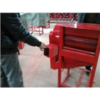 electric engine wheat rice thresher machine/paddy soybean sheller