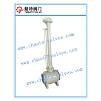 Full Welded Ball Valve (Trunnion Mounted Type) Q367F
