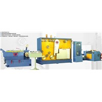 Wire drawing machine to produce good quality copper wire