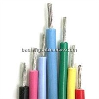 PVC Insulated Aluminum Clad Steel Wire