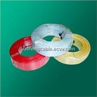 450/750V Stranded Copper Conductor PVC Electrical Wire