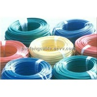 300/500V Copper Core PVC Insulated Electrical Wire