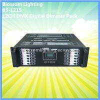 12CH DMX Digital Dimmer Pack (BS-1215)
