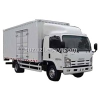 700P isuzu cargo truck with high quality