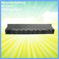 DMX Splitter 6 (BS-1218)