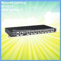 DMX Splitter 8 (BS-1216)