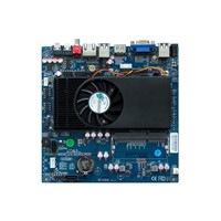 2055-1 ITX-HCMF2X21D,AMD T48N processor Mini ITX AMD motherboard