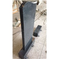G654 grey granite monument