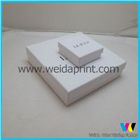 custom design jewellery box for packaging