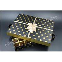 hot sale high quality chocolate box