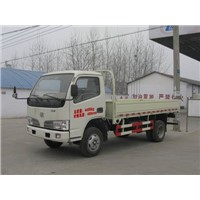 CLW 4x2 RHD Light Cargo Truck, Flat Truck for Cargo