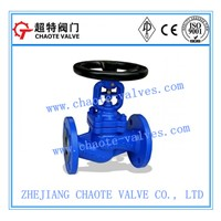 DIN Bellow Sealed Globe Valve (WJ41H)