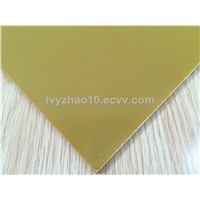 Epoxy Phenolic Glass Cloth laminated sheets insulation materials