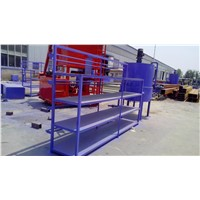 fiberglass frp grp pipe winding machine
