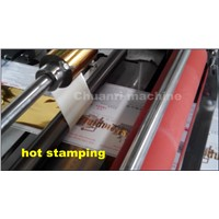 Heat Transfer Printing Machine & Die Cutting Machine With One Head