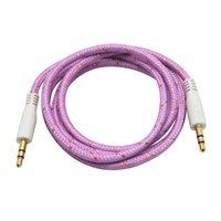 New arrival popular hot sale 3.5mm usb male to female audio cable