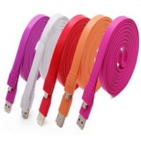 New listing CE RoHS approved 1m usb 2.0 debug micro colorful usb cable