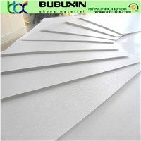 2015 hot selling products Nonwoven chemical sheet with glue shoe repair materials