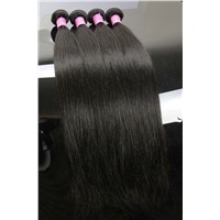 Peruvian Virgin Hair Straight 3 Pcs 6A Unprocessed Virgin Peruvian Straight Hair