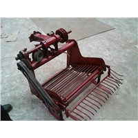 Walking tractor single potato harvester/mini potato harvester/potato digger
