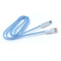 best selling customized colorful usb data cable for samsung mobile phone