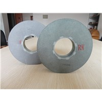 Removal coating wheel for low-e glass