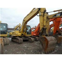 Secondhand Komatsu PC210-7 excavator made in Japan