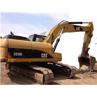 Used original Japan excavator ,Cat 324D