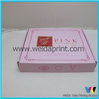 new product custom corrugated carton box wholesales