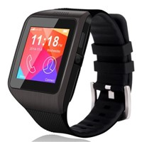 "Smart Watch Phone 1.54"" Capacitive Touch Screen Bluetooth GSM SmartWatch Mobile Phone"