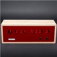 Wooden Case Nixie Clock