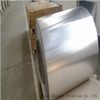 embossed aluminum coil with PVC protective film