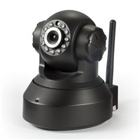 Aly002 Wireless Network Wifi Night Vision 720P HD CCTV IPCamera Indoor