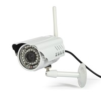 Aly009 P2P Bullet Waterproof Wireless 720P HD Outdoor IP Security Camera